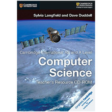 Cambridge AS & A Level Computer Science Teacher's Resource CD-ROM - ISBN 9781316609859