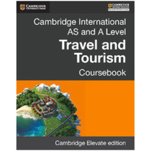 AS and A Level Travel & Tourism 2nd Edition Coursebook Cambridge Elevate Edition (2 Years) - ISBN 9781316636770