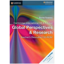 AS and A-Level Global Perspectives and Research Teacher's Resource - ISBN 9781108437769