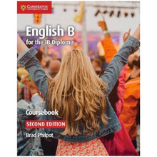 English B for the IB Diploma Coursebook - Language Acquisition - ISBN 9781108434812