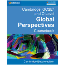 Cambridge IGCSE and O Level Global Perspectives Coursebook Elevate Edition (2 Years) - ISBN 9781316624777