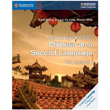 Cambridge IGCSE Chinese as a Second Language Coursebook - ISBN 9781108438957