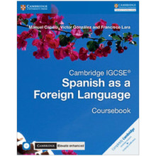 Cambridge IGCSE Spanish Coursebook with Audio CDs and Elevate Enhanced Edition (2 Years) - ISBN 9781316646120