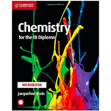 Cambridge Chemistry for the IB Diploma Workbook with CD-ROM - ISBN 9781316634950