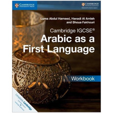 Cambridge IGCSE Arabic as a First Language Workbook - ISBN 9781316636183