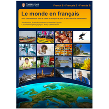 Le monde en français Livre de l'élève - ISBN 9781107564763