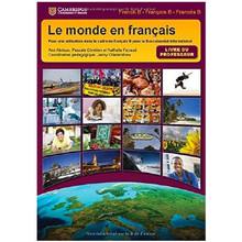 Cambridge IB Diploma Le monde en français Livre du professeur - ISBN 9781107564794