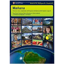 Cambridge IB Diploma Spanish Mañana Libro del alumno - ISBN 9781107568587
