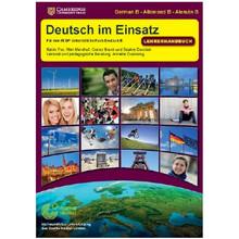 Cambridge IB Diploma Deutsch im Einsatz Lehrerhandbuch - ISBN 9781107564732