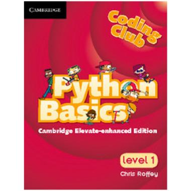 Python: Basics Cambridge Elevate Enhanced Edition (Institution Subscription) (Level 1) - ISBN 9781107495340
