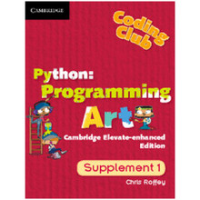 Python: Programming Art Cambridge Elevate enhanced edition (Institution Subscription) (Level 1) - ISBN 9781107496477