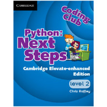 Python: Next Steps Cambridge Elevate enhanced edition (Institution Subscription) Level 2 - ISBN 9781107496422