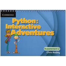 Python: Interactive Adventures Supplement 2 (Level 2) - ISBN 9781316634110