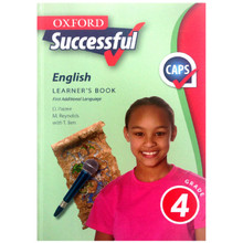 Oxford Successful ENGLISH First Additional Language Grade 4 Learners Book - ISBN 9780199049790