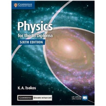 Cambridge Physics for the IB Diploma Coursebook with Cambridge Elevate Enhanced Edition (2 Years) - ISBN 9781316637777
