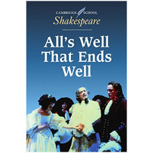 All's Well That Ends Well - ISBN 9780521445832