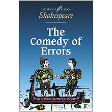 The Comedy of Errors - Cambridge Shakespeare First Editions - ISBN 9780521395755