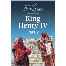 King Henry IV, Part 2 - Cambridge Shakespeare First Editions - ISBN 9780521626880