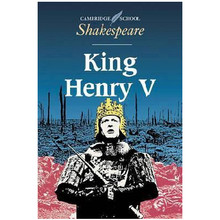 King Henry V - Cambridge Shakespeare First Editions - ISBN 9780521426152
