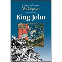 King John - Cambridge Shakespeare First Editions - ISBN 9780521445825