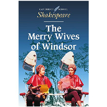 The Merry Wives of Windsor - Cambridge Shakespeare First Editions - ISBN 9780521000550