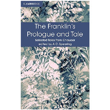 The Franklin's Prologue and Tale (Selected Tales from Chaucer) - ISBN 9781316615577