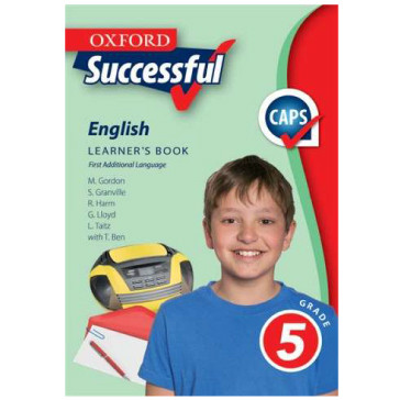Oxford Successful ENGLISH FAL Grade 5 Learners Book