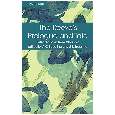 The Reeve's Prologue and Tale (Selected Tales from Chaucer) - ISBN 9781316615614