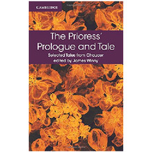 The Prioress' Prologue and Tale (Selected Tales from Chaucer) - ISBN 9781316615621