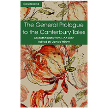 The General Prologue to the Canterbury Tales (Selected Tales from Chaucer) - ISBN 9781316615676