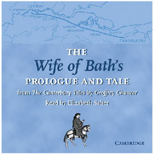 The Wife of Bath's Prologue and Tale Audio CD - ISBN 9780521635301