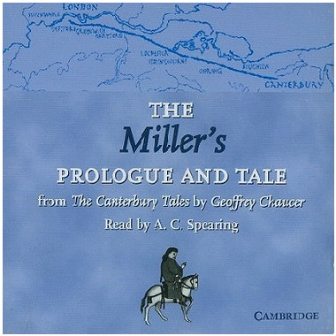 The Miller's Prologue and Tale Audio CD - ISBN 9780521635295