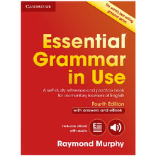 Essential Grammar in Use with Answers and Interactive eBook - ISBN 9781107480537