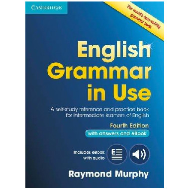 English Grammar in Use with Answers and Interactive eBook - ISBN 9781107539334