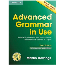 Advanced Grammar in Use with Answers and Interactive eBook - ISBN 9781107539303