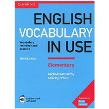 English Vocabulary in Use Elementary Third Edition - ISBN 9781316631522