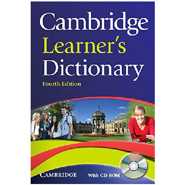 Cambridge Learner's Dictionary with CD-ROM - ISBN 9781107660151