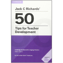 Jack C Richards' 50 Tips for Teacher Development - ISBN 9781108408363