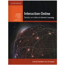 Cambridge Interaction Online - Creative Activities for Blended Learning - ISBN 9781316629178