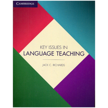 Key Issues in Language Teaching - ISBN 9781107456105