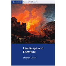 Landscape and Literature (Cambridge Contexts in Literature) - ISBN 9780521729826