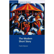 The Modern Short Story (Cambridge Contexts in Literature) - ISBN 9780521774734