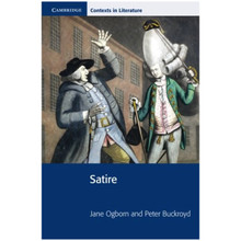 Satire (Cambridge Contexts in Literature) - ISBN 9780521787918