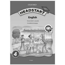Headstart ENGLISH First Additional Language Grade 4 - Teachers Guide