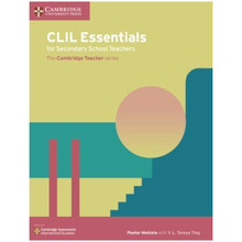 CLIL (Content and Language Integrated Learning) Essentials for Secondary Schools Teachers - ISBN 9781108400848