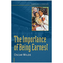 Oscar Wilde: 'The Importance of Being Earnest' (Cambridge Literature & the Arts) - ISBN 9780521639521