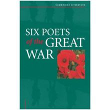 Six Poets of the Great War (Cambridge Literature & the Arts) - ISBN 9780521485692