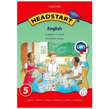 Headstart ENGLISH FAL Grade 5 Learners Book