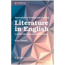 Approaches to Learning and Teaching Literature in English - ISBN 9781316645895