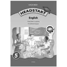 Headstart ENGLISH FAL Grade 5 Teachers Guide